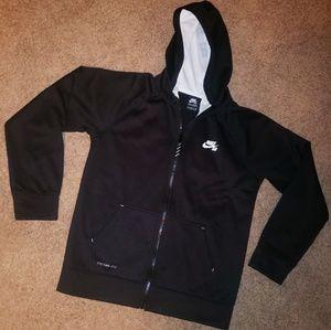 Nike Therma Fit Youth zip up hoodie